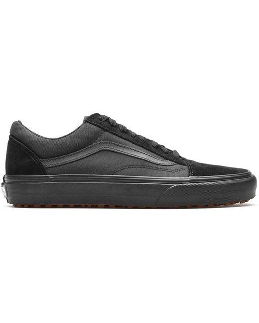 Vans Men's Black Classic Slip-on