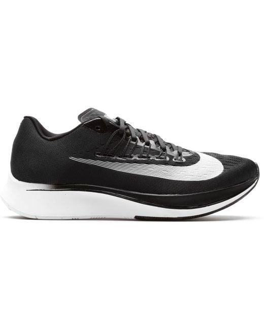 Nike Men's Gray Zoom Fly