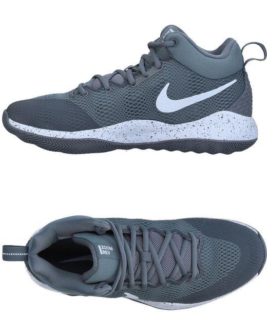 Nike Men's White Low-tops & Sneakers