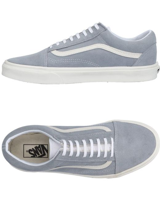 Vans Men's Gray Low-tops & Sneakers
