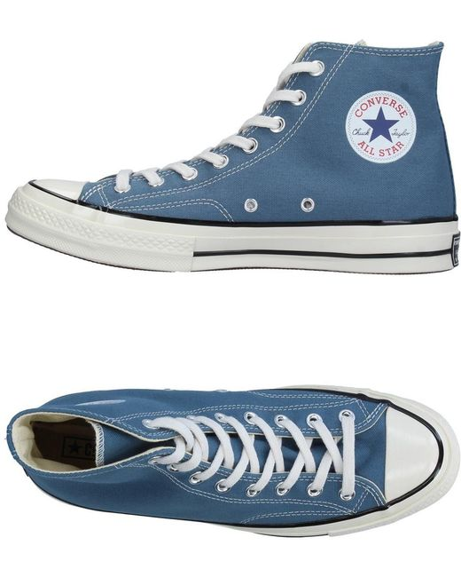Converse Men's Green High-tops & Sneakers