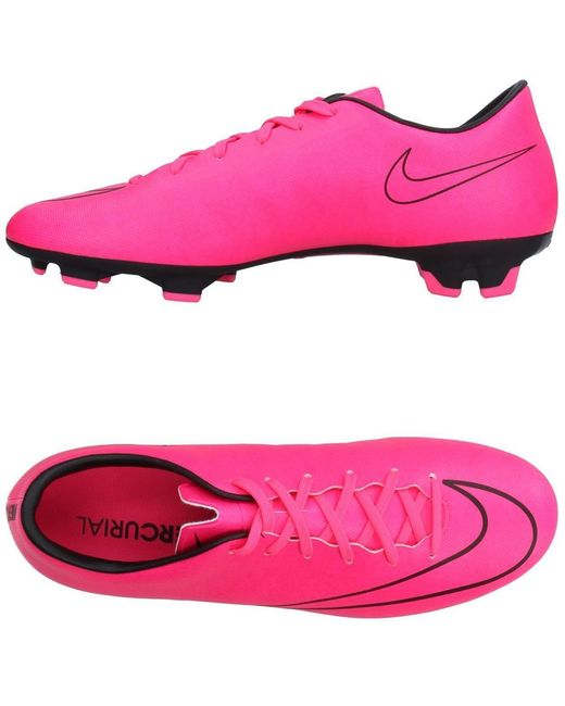 Nike Men's Pink Low-tops & Sneakers