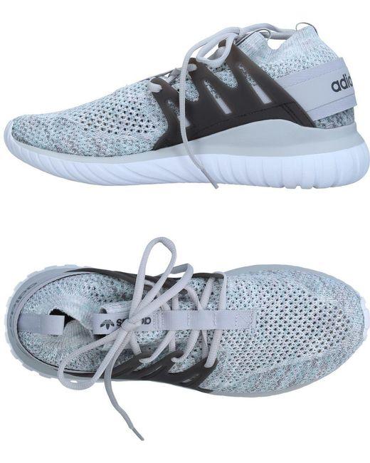 adidas Originals Men's Green Low-tops & Sneakers