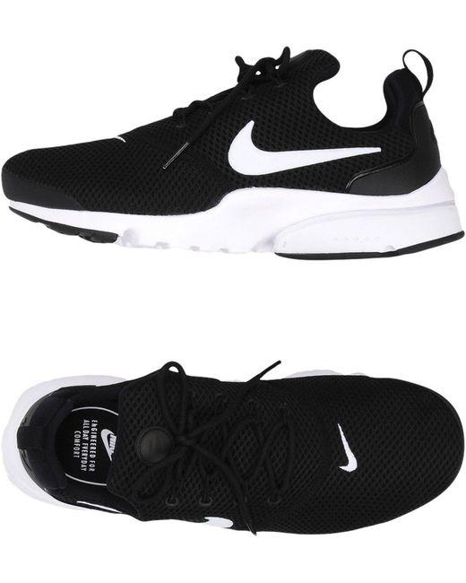 Nike Men's Black High-tops & Sneakers