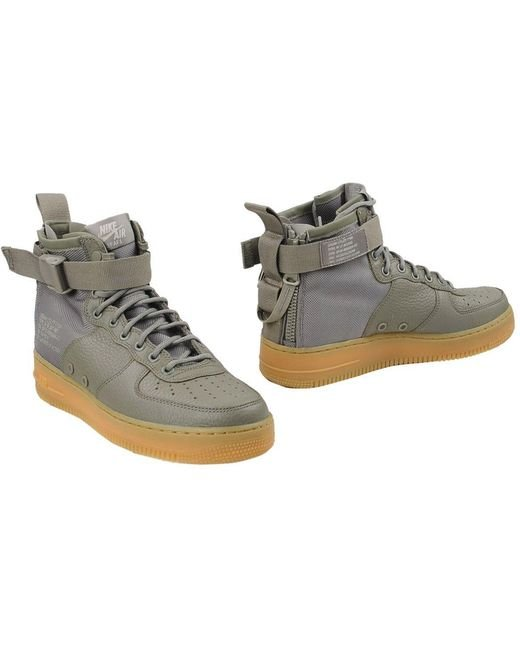 Nike Men's Natural High-tops & Sneakers
