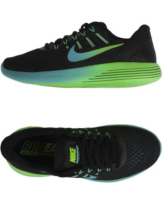 Nike Men's Black Low-tops & Sneakers