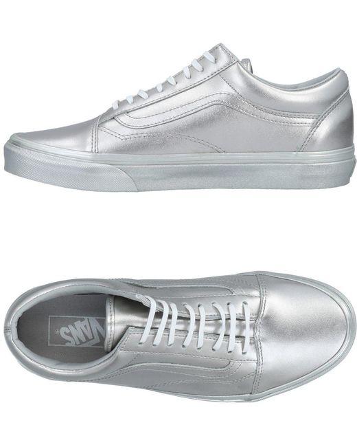 Vans Men's Metallic Low-tops & Sneakers