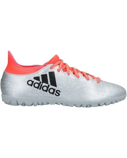 adidas Men's Gray Low-tops & Sneakers
