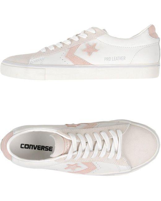 Converse Men's Green Low-tops & Sneakers