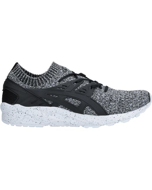 Asics Men's Gray Low-tops & Sneakers