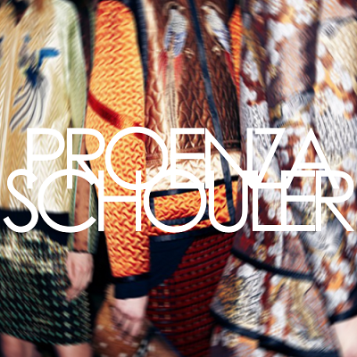 LMJukez's Best Picks: Proenza Schouler