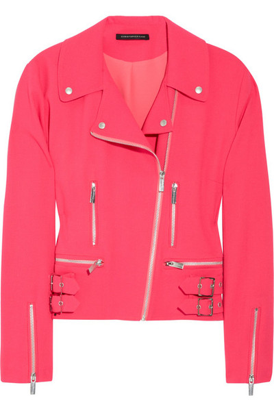 Garment Rack | Neon Biker Jacket