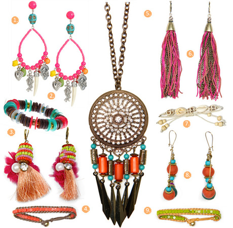 [ BEADS & BOBS ] Mango Jewellery SS2012