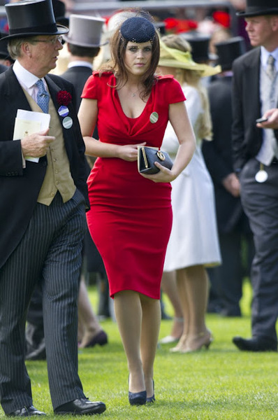 Princess Beatrice at Royal Ascot day 5