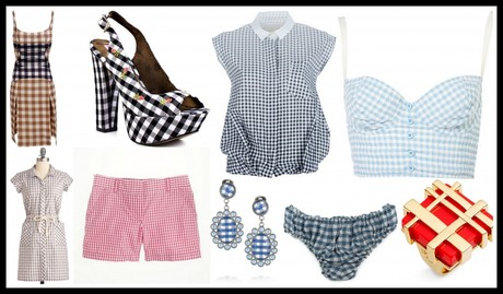 Sweet, lovely Gingham