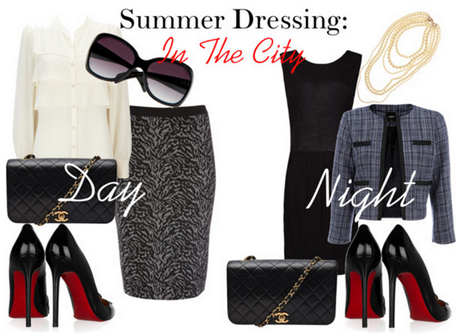 Summer Dressing: In The City