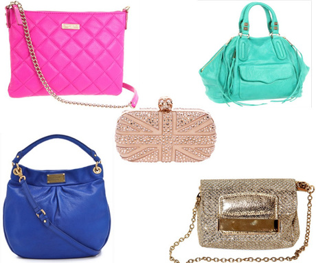 Friday Five - Designer Bag Lust