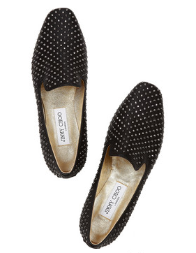 Stud Muffin – Studded Loafers and Smoking Shoes