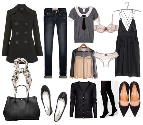 Turning French on you - Part II - Wardrobe basics