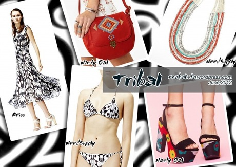 Trending | All Things Tribal Summer 2012