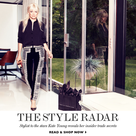 Net-A-Porter: The Style Radar