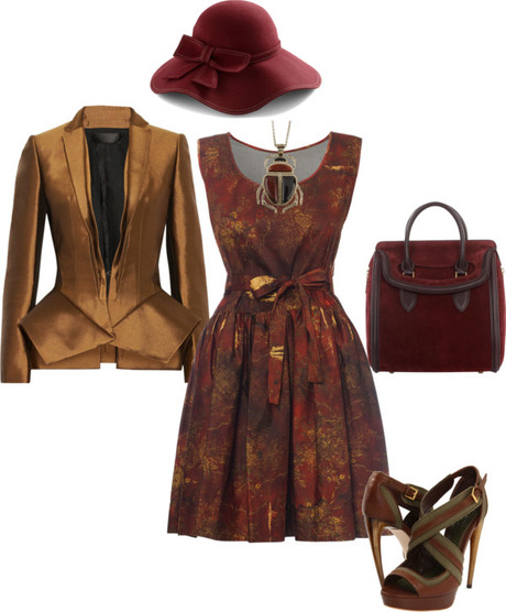 Dress for Autumn