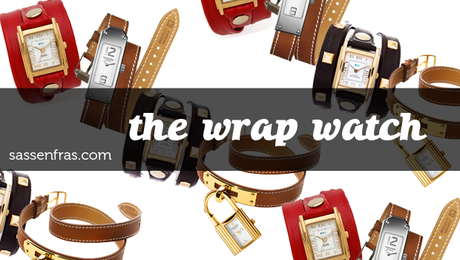 THE WRAP WATCH