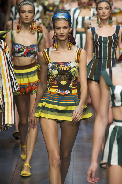 Dolce and Gabbana - Sicily what a wonder..