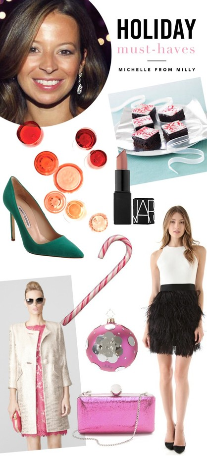 Holiday Must-Haves: Michelle of Milly