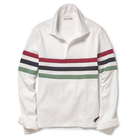 GQ Selects: Michael Bastian Striped Polo