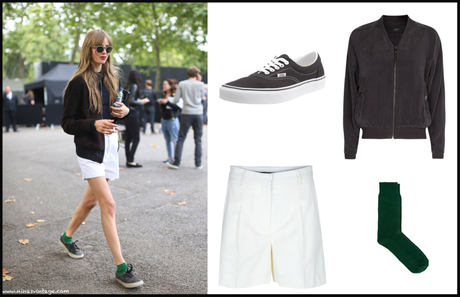 HOW TO WEAR:  BERMUDAS/SHORTS