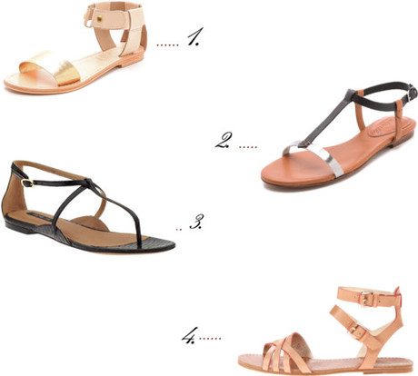 playing favorites 14: all of the sandals