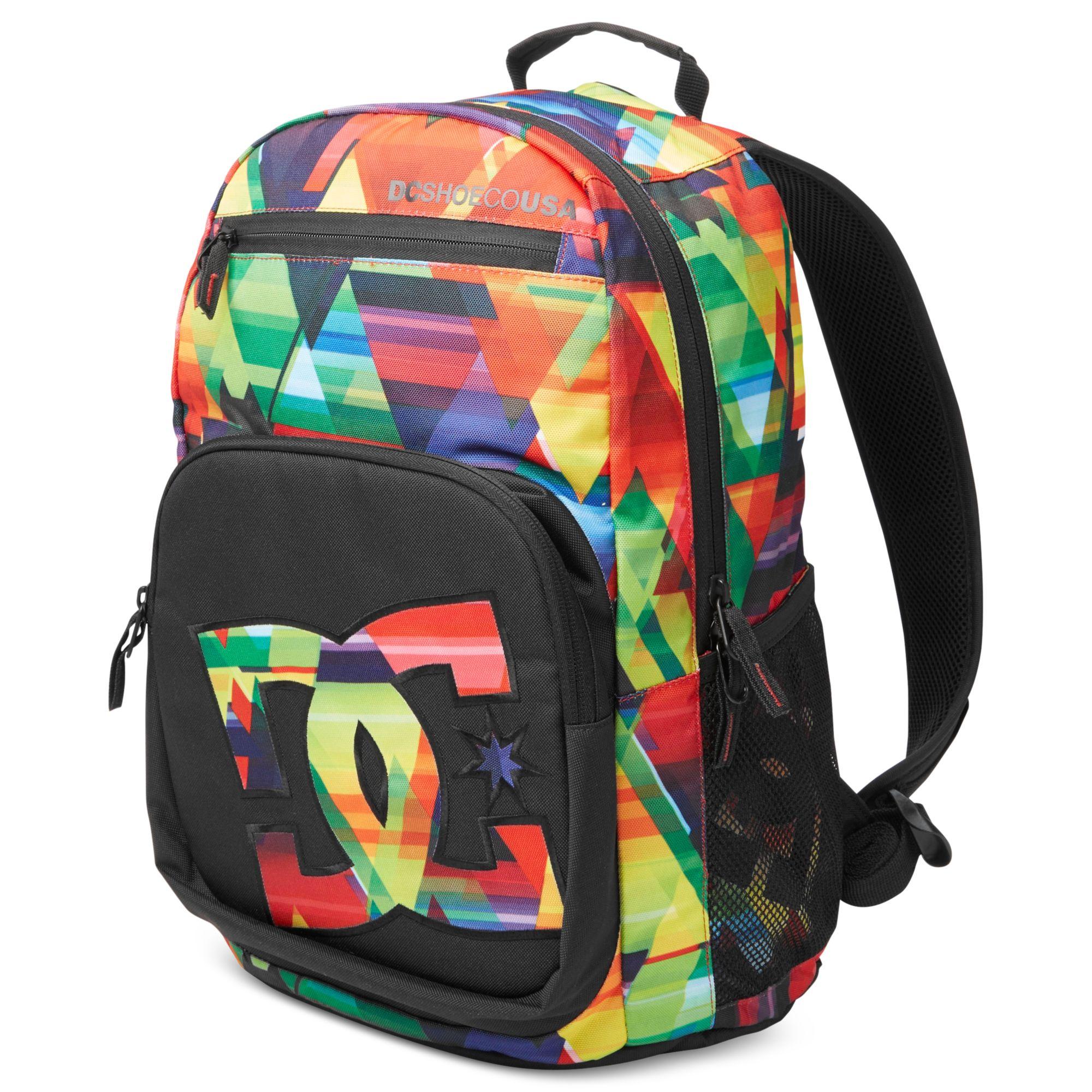b58122e1c7f DC Shoes Backpack Detention Backpack for Men - Lyst
