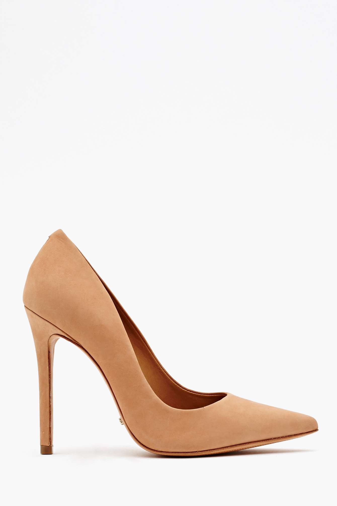 Lyst - Nasty Gal Libertine Pump Nude In Natural-3818