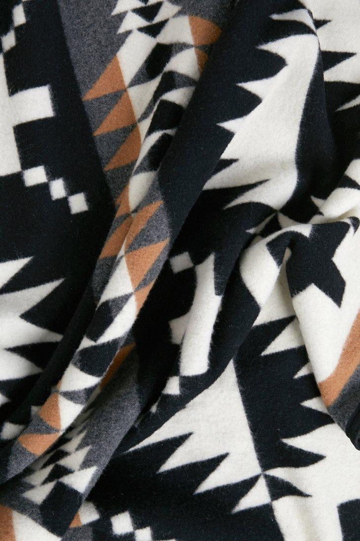 Pendleton Spider Rock Throw Blanket In Black Lyst