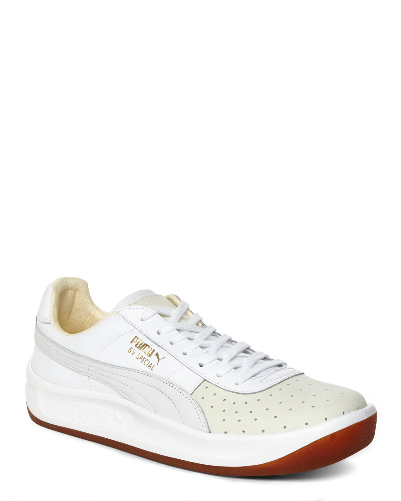 34123f98e6a7 Lyst - PUMA White Gv Special Exotic Sneakers in White for Men