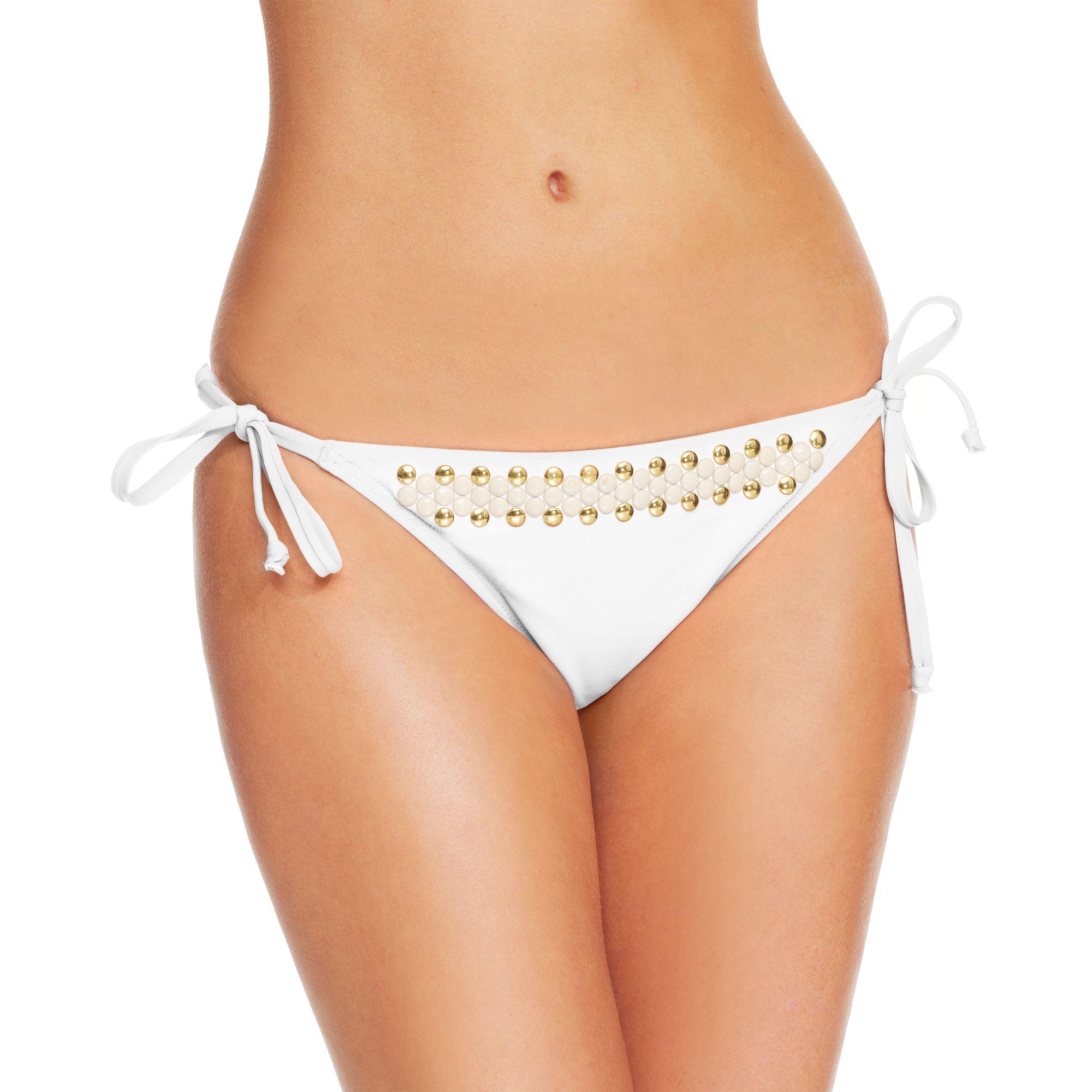 Michael michael kors studded bikini