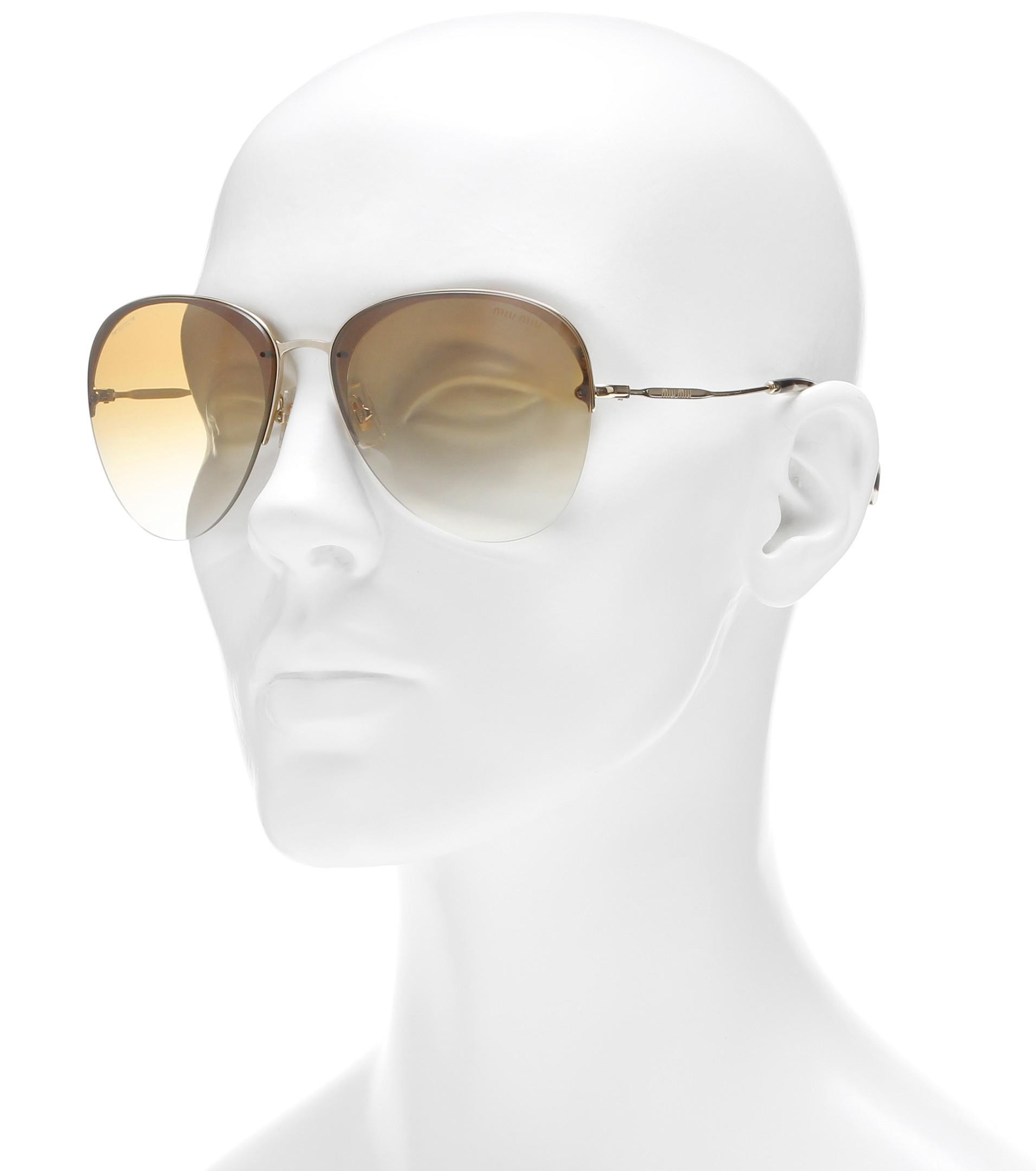 Miu Miu Ombre Sunglasses