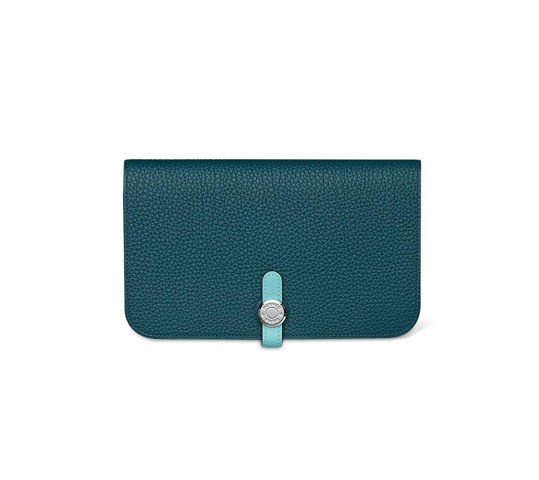 pink birkin bag replica - Herm��s Dogon Duo in Blue (mallard/atoll blue/togo calfskin) | Lyst