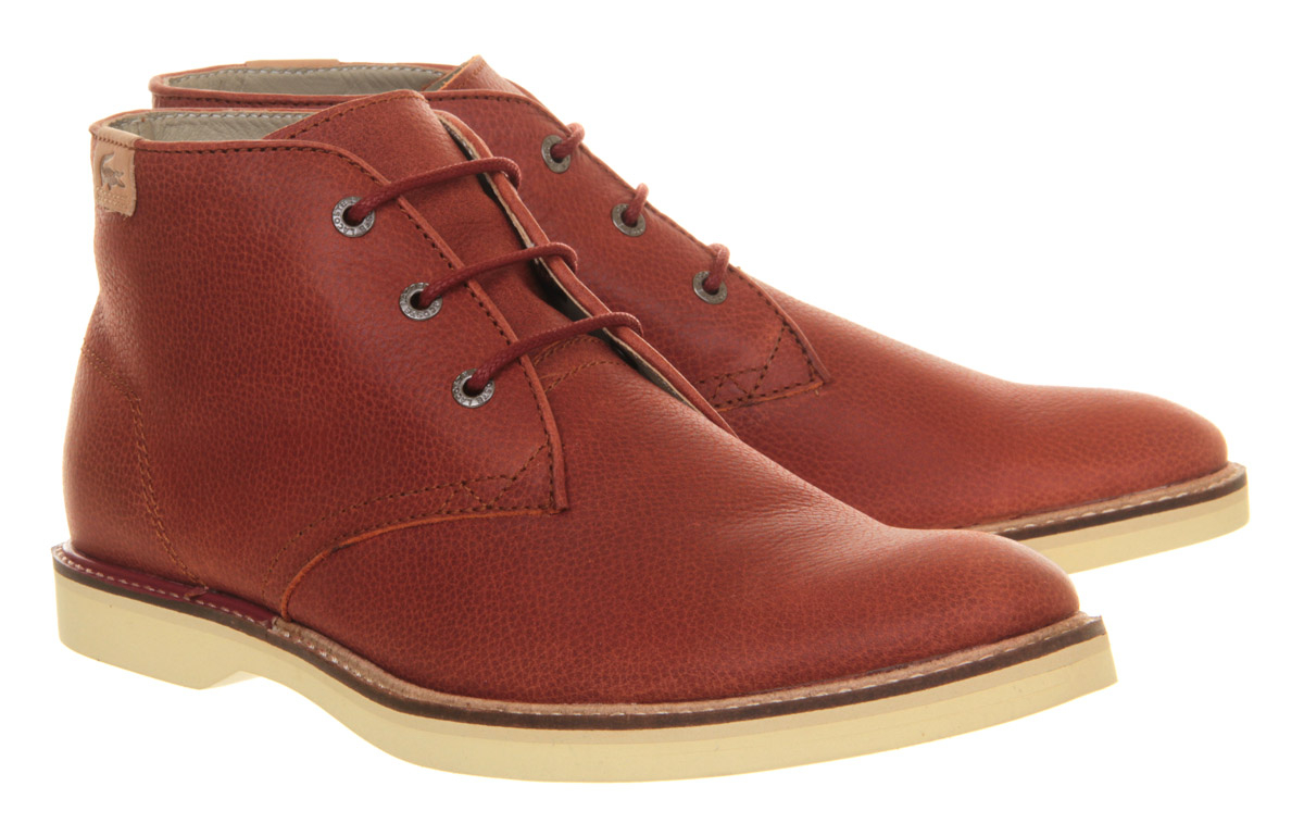644034a311ee6c Lyst - Lacoste Sherbrooke in Red for Men