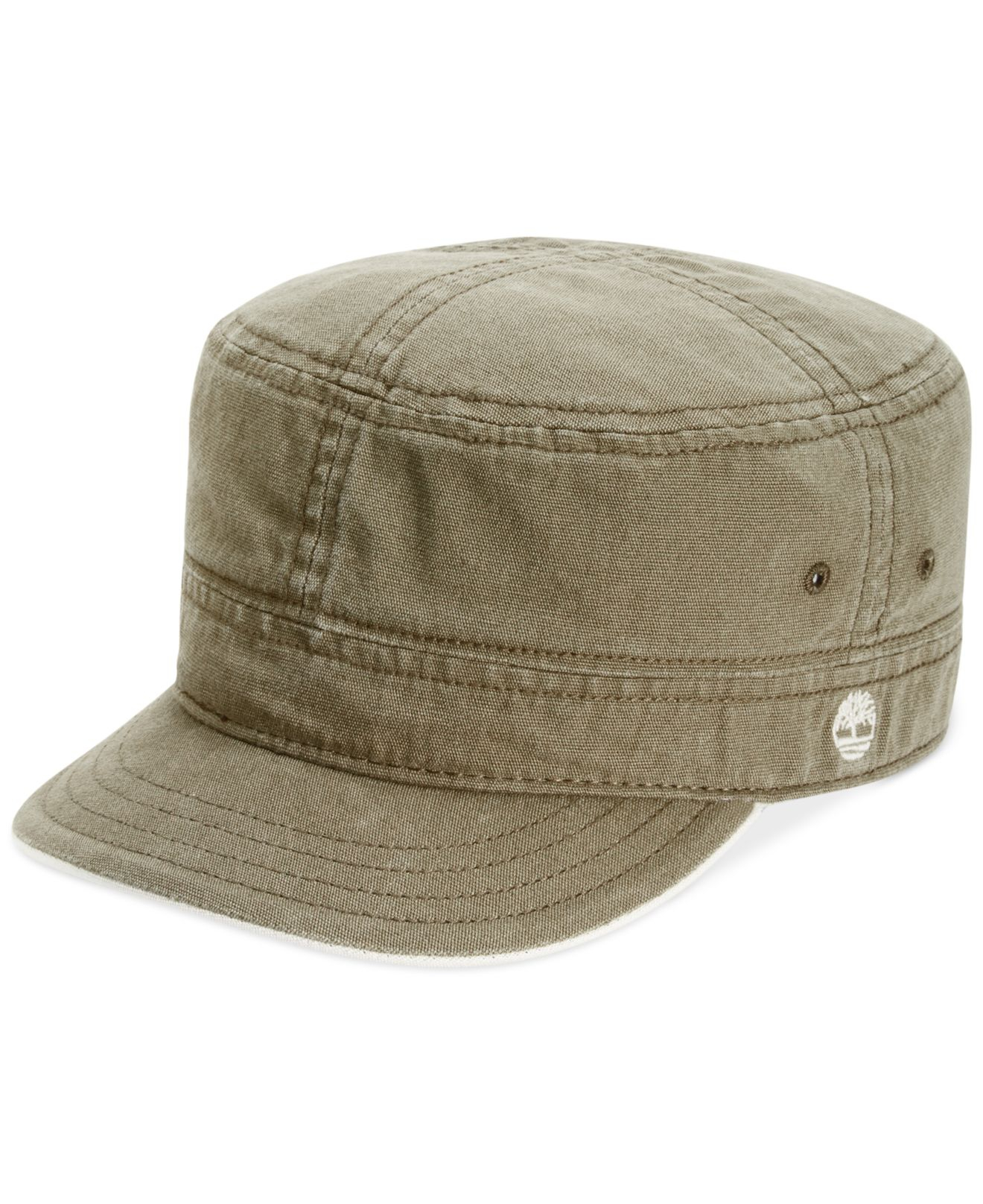 Lyst - Timberland Organic Cotton Field Cap in Green for Men aa482bbcb2e5
