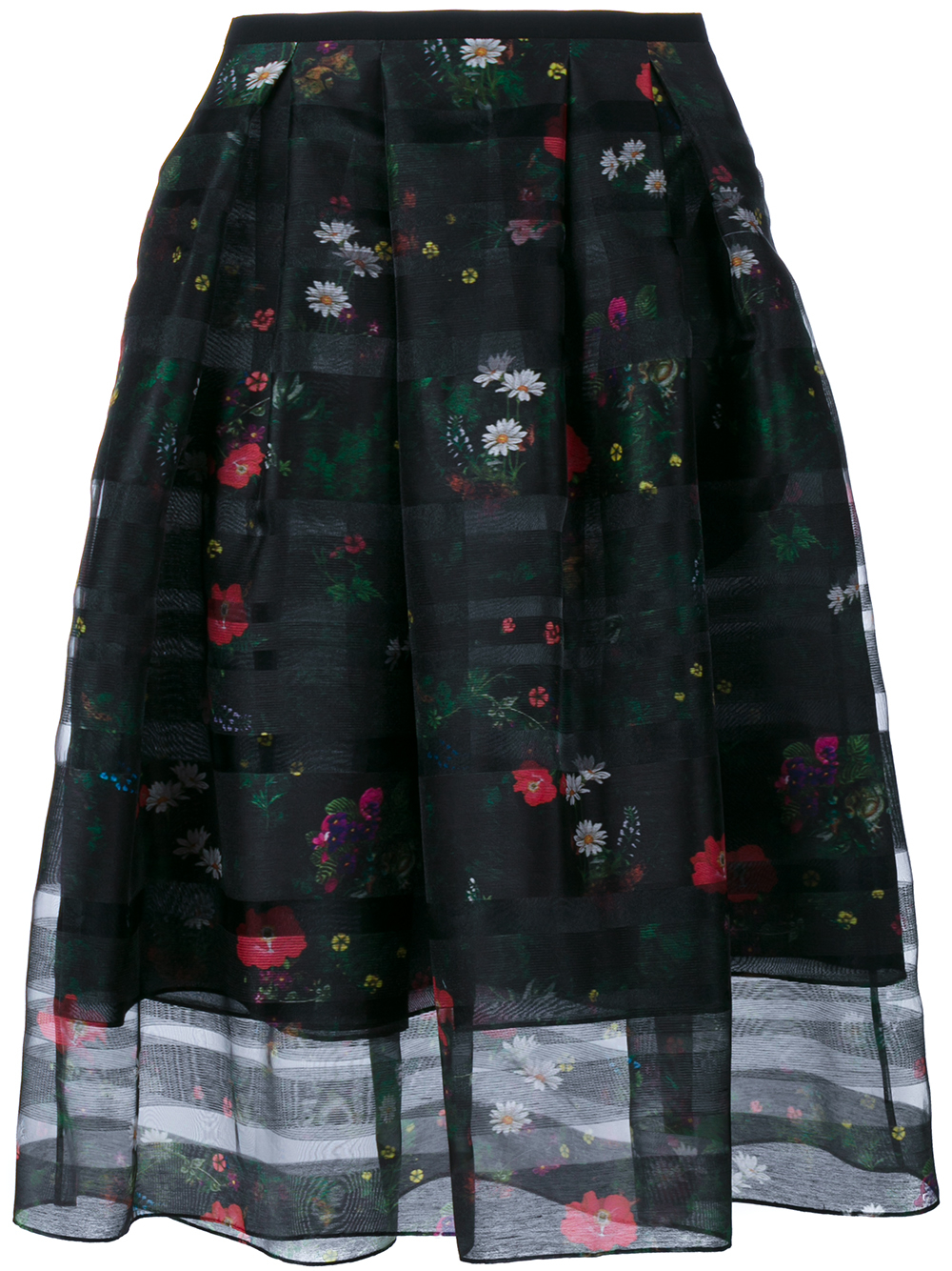 Genuine Cheap Price Erdem Ina floral skirt Sast ZvR4G
