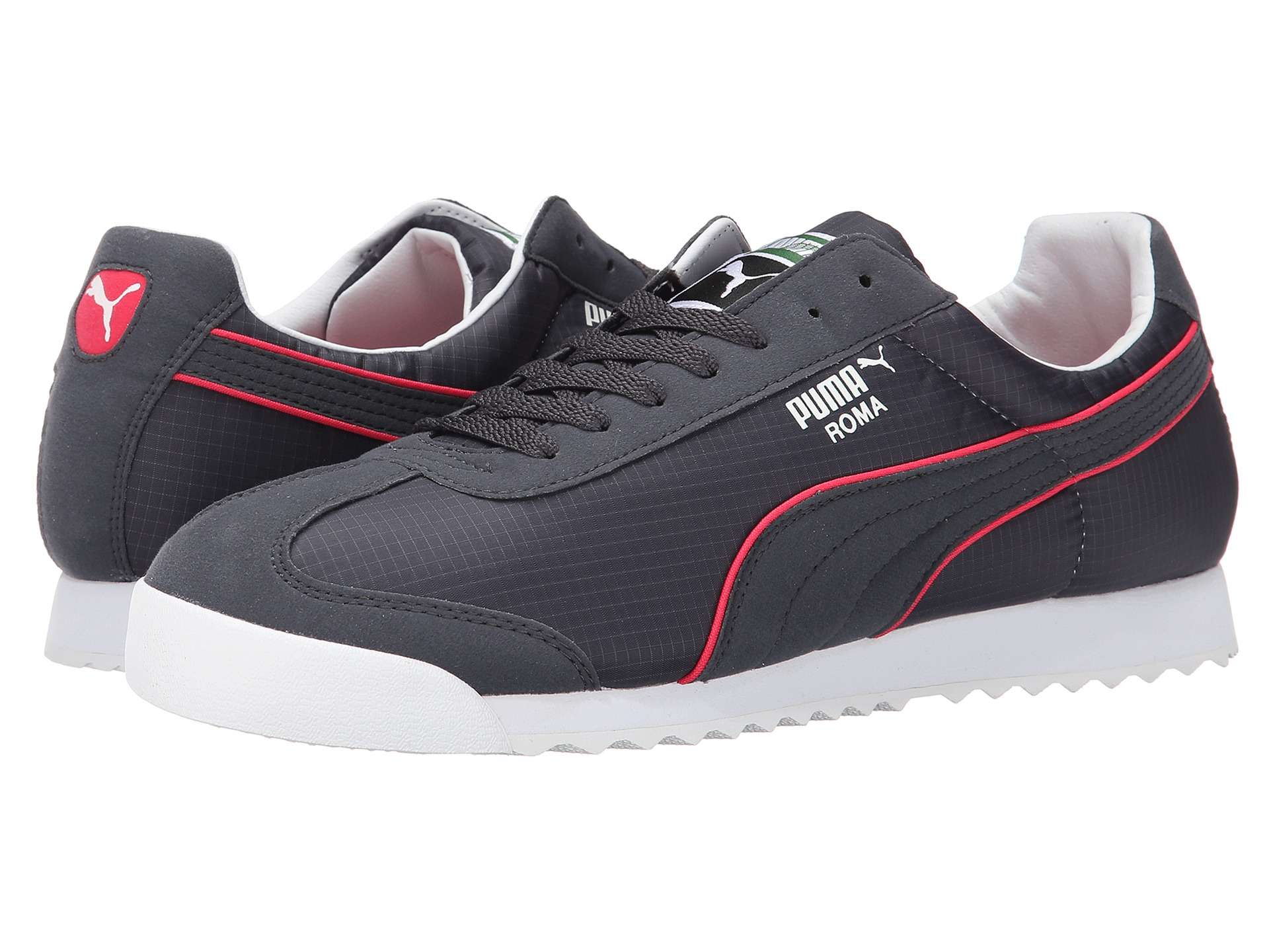 black red puma roma