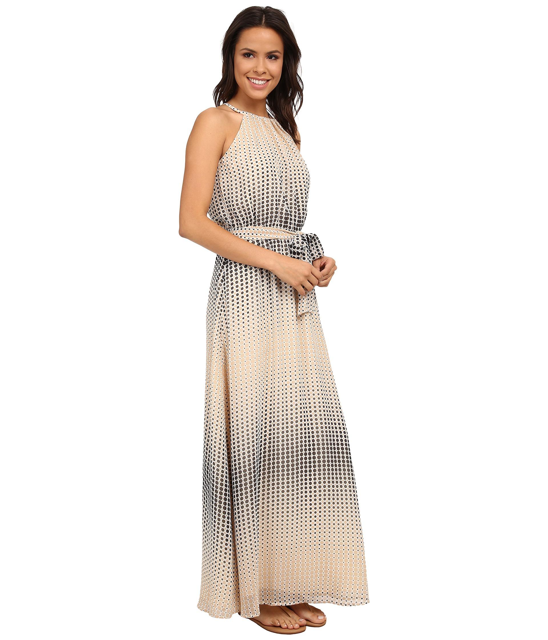 Tommy bahama halter maxi dress