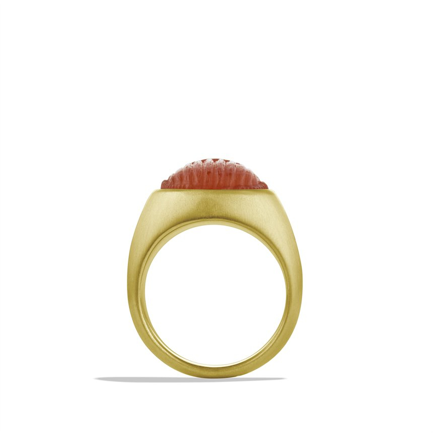 Narrow Signet Ring
