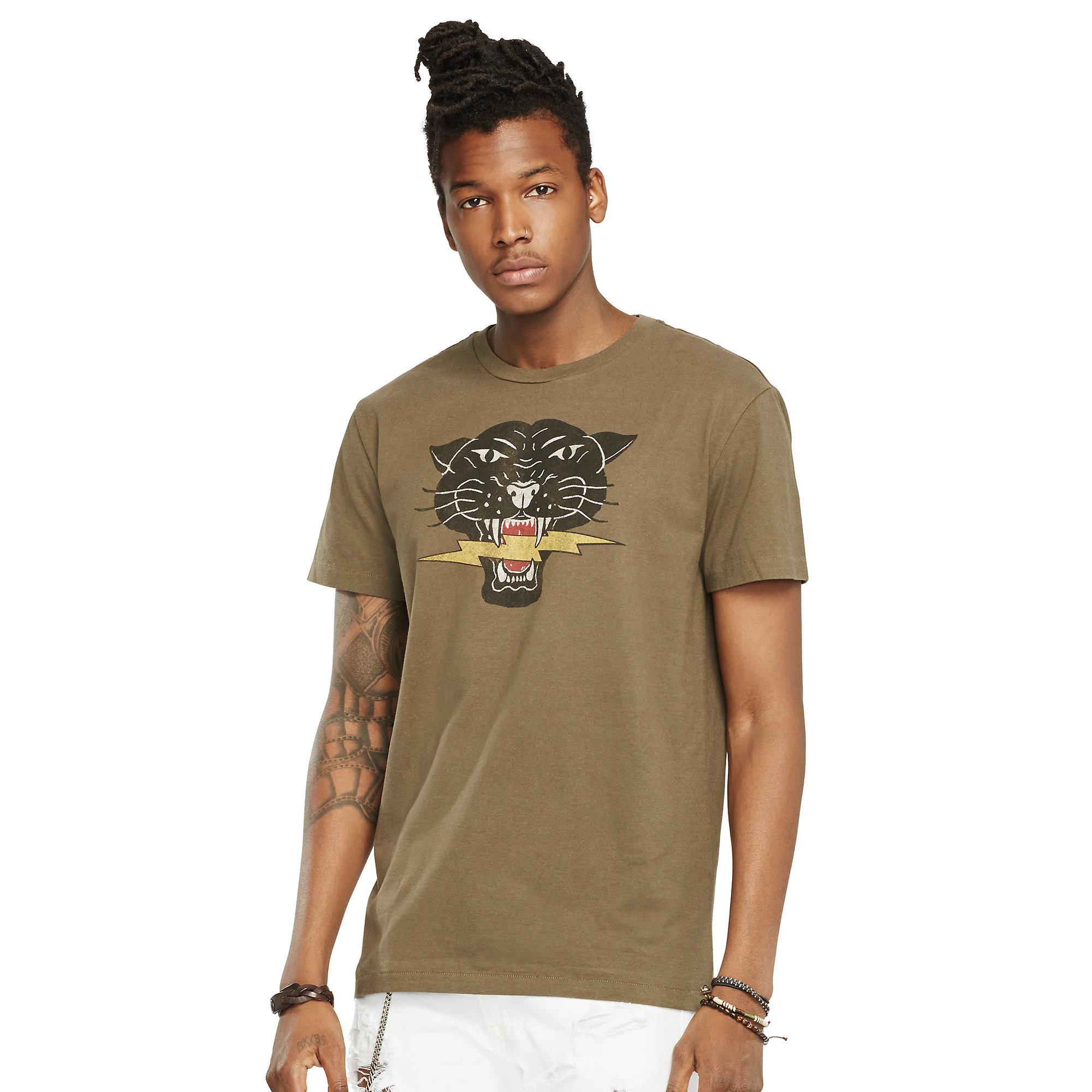 Denim and supply olive shirt