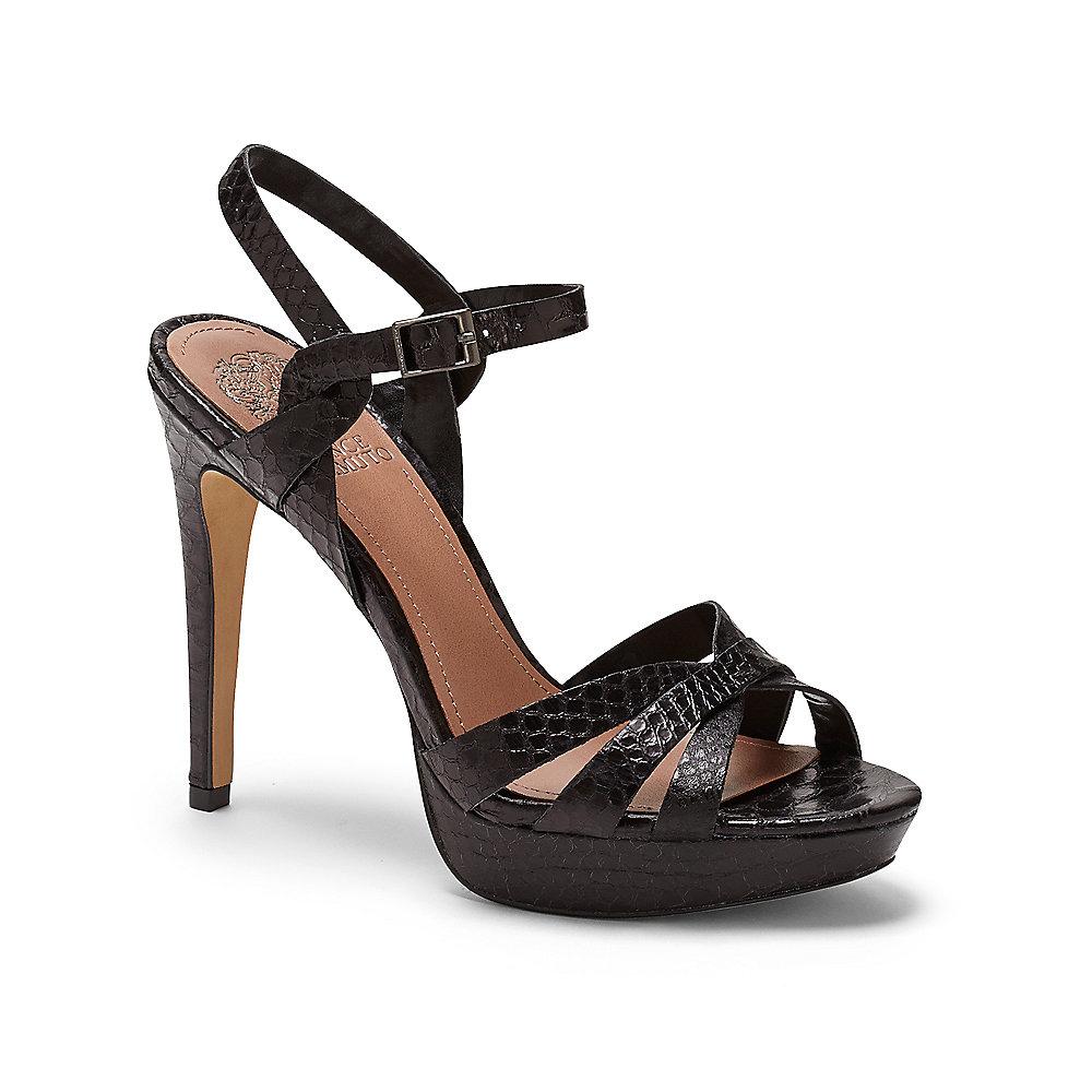 03b92bbffb1 Lyst - Vince Camuto Jessamae - Strappy Platform High Heel Sandal in ...