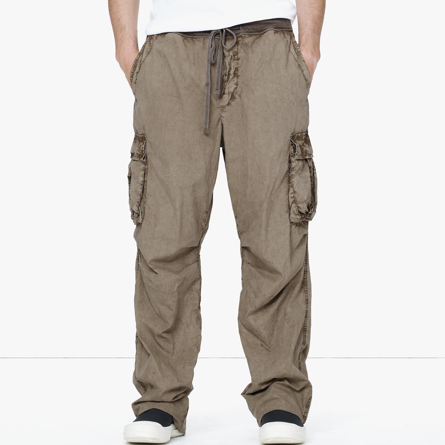 Mens Cotton Cargo Pants James Perse vgKoXCB