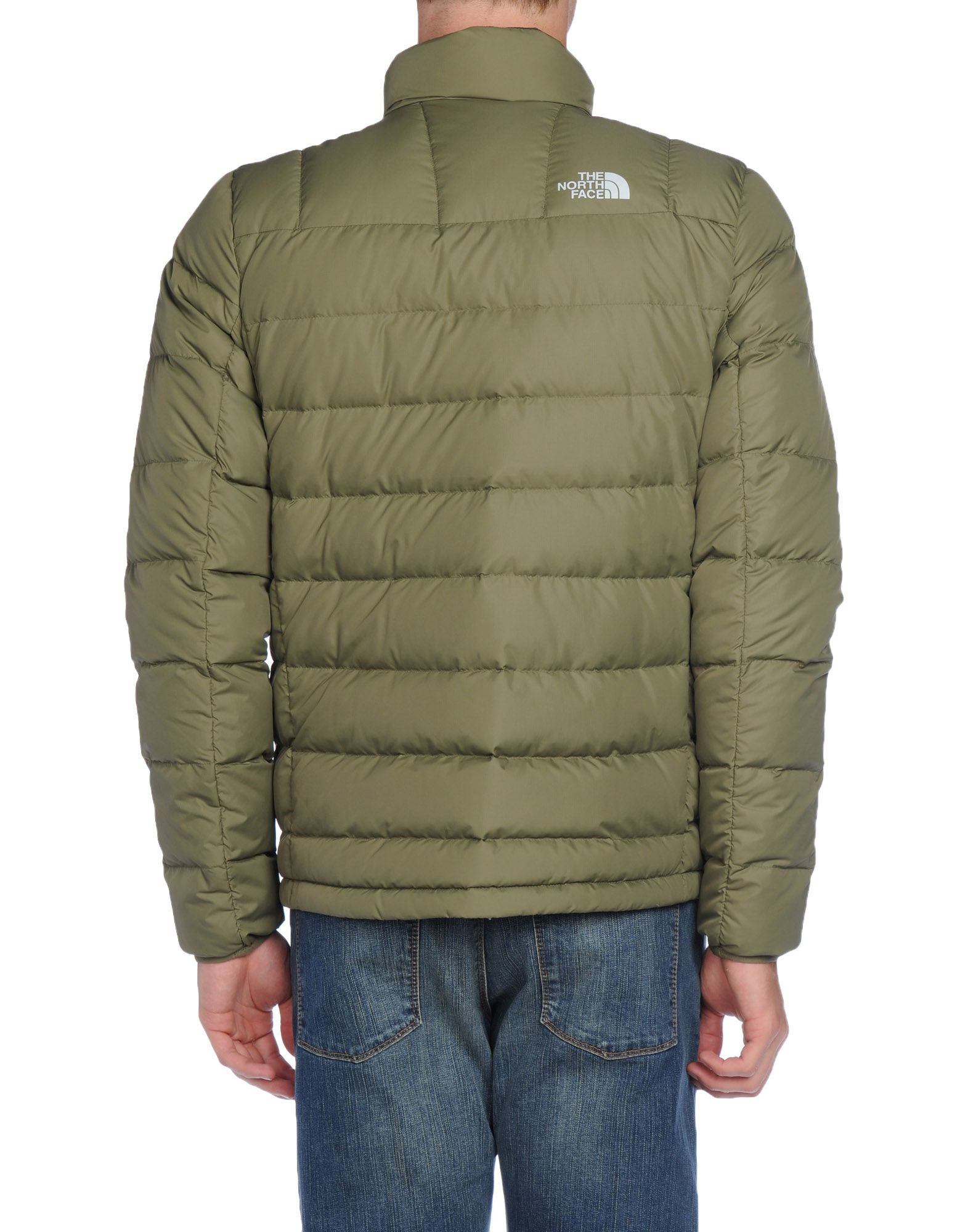 Lyst The North Face Jacket In Green For Men