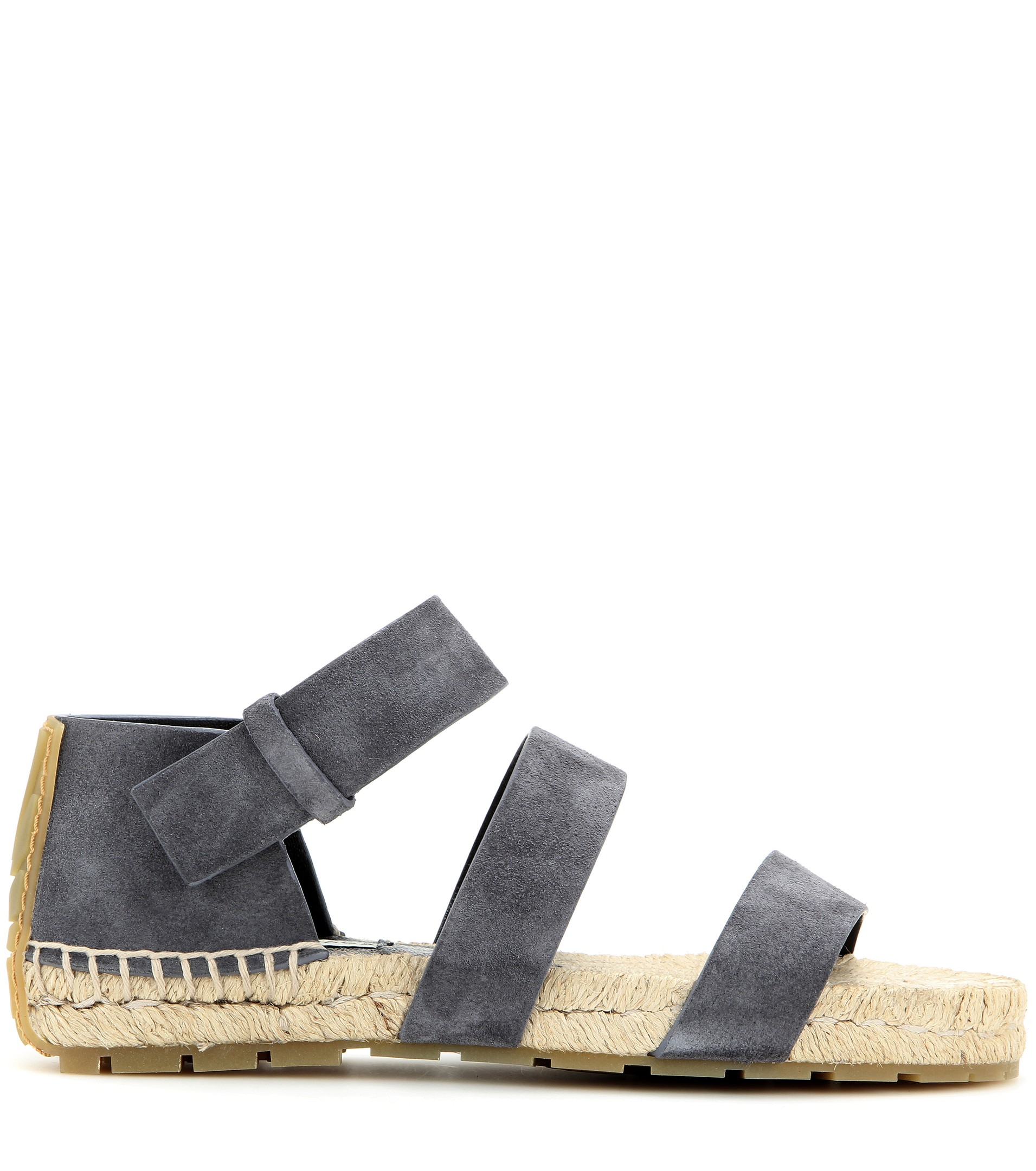 Balenciaga Suede Sandals